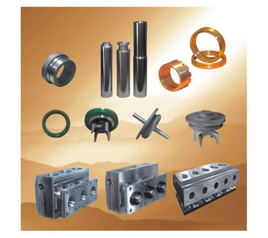 Fluid End Assembly, Accessories & Parts